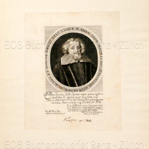 Abdias Trew (1597-1669): - Deutscher evangelischer Theologe, Mathematiker, Astronom und Astrologe.