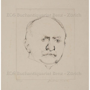 Bier, August Karl Gustav  (1861-1949): - Deutscher Chirurg.