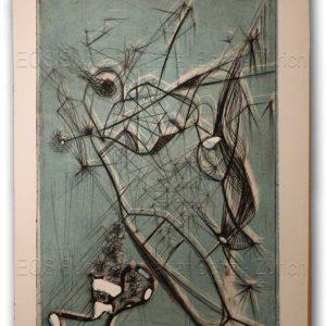 Dienes, Sari (1899-1992): - Flight.