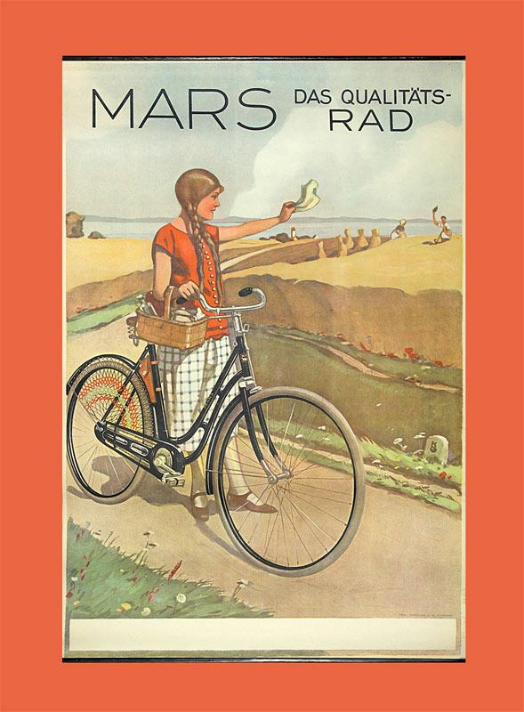K. O.: - Mars - Das Qualitätsrad.