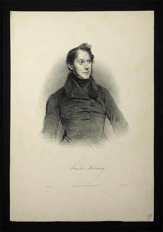 Méreaux, Jean-Amédée (1802-1874): - Französischer Klavierpädagoge und Komponist.