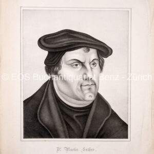 Anonym: - Martin Luther (1483–1546).